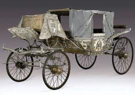 Silverest carriage Maharaja of Bhavnagar