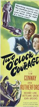Two O'Clock Courage – The Film Noir File